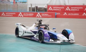 Santiago E-Prix: Günther edges Da Costa to snatch maiden Formula E win