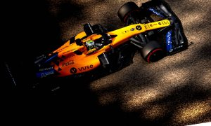 McLaren reveals launch date for MCL35