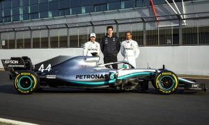 Mercedes schedules shakedown date for 2020 car