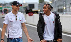 Wolff saw 'risks' in pitting Ocon against Hamilton