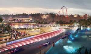 Qiddiya circuit seen as potential venue for 2023 Saudi Arabian GP