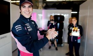 Racing Point's Szafnauer sees 'great potential' in Stroll