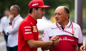 Vasseur: Leclerc has two qualities 'only champions' possess