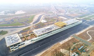 Vietnam GP releases first pictures of pit complex