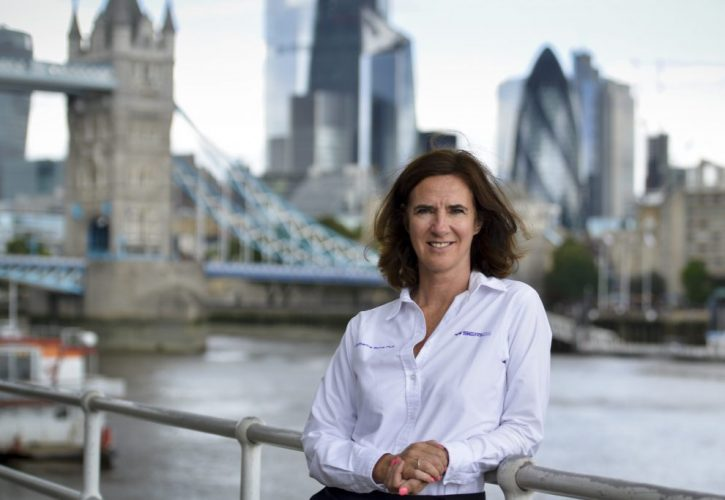 Catherine Bond Muir, chief executive of the W Series