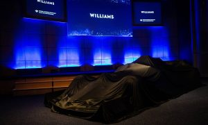 Williams confirms online launch date for 2020 car