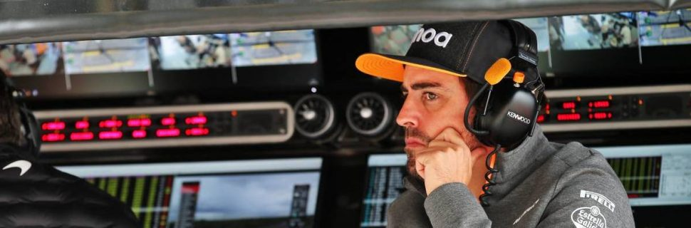 Fernando Alonso formally cuts ties with McLaren
