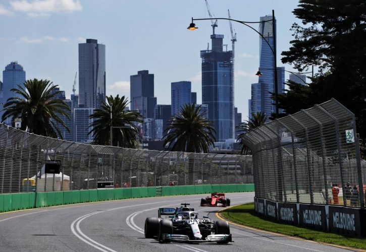 F1 launches charity auction for Australian bushfire victims