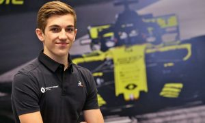 2019 French Formula 4 champion and Renault Sport Academy driver Hadrien David