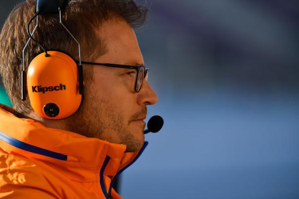 'Best first winter test in years' for McLaren