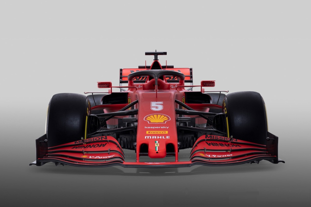 Binotto says concepts are 'very extreme' on new SF1000 - F1i.com