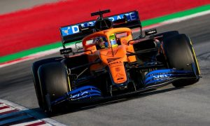 'Best first winter test in years' for McLaren