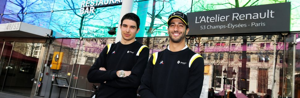 Ocon and Ricciardo not expecting inner-team rifts at Renault
