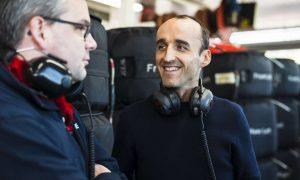 Kubica to debut new Alfa Romeo C39 in Barcelona!