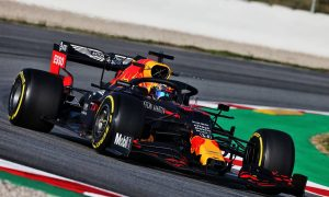 Red Bull says Albon engine change was 'precautionary'