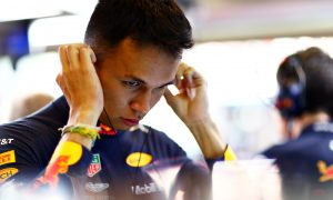 Albon: 'Never too late to address what's wrong'