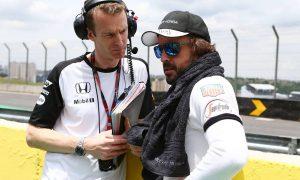 Alonso regrets 'GP2 engine' complaint going public
