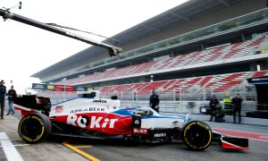 Claire Williams: Sale could give team 'a very positive future'
