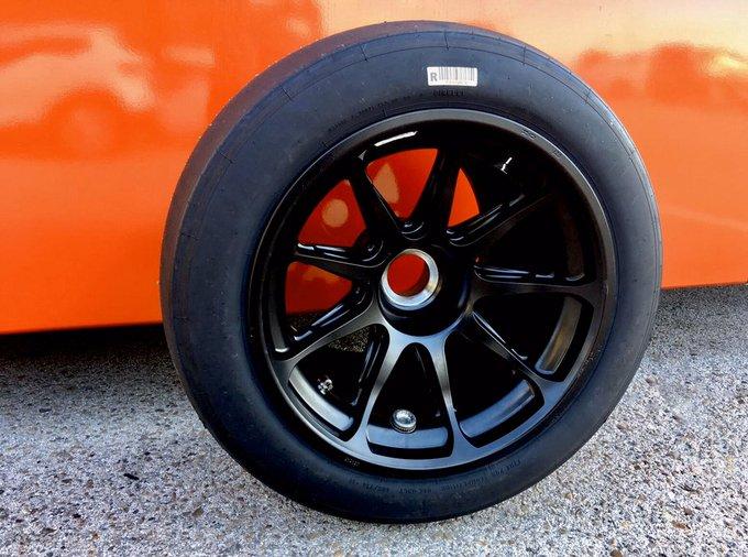 Ferrari testing 18-inch tyres for 2021 - Jerez - February 8 2021