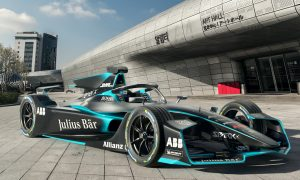 Formula E releases first pictures of Gen2 EVO car