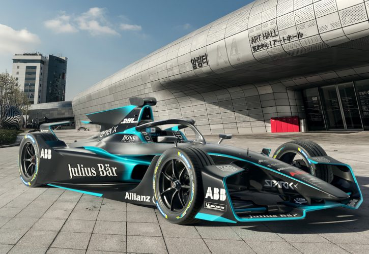 Formula E releases first pictures of Gen2 EVO vehicle