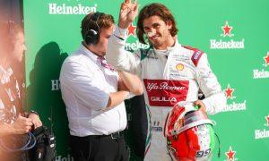 Giovinazzi still believes in Ferrari dream for 2021