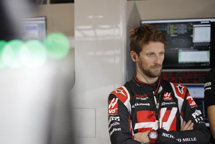Dale Coyne would 'love' to have Grosjean in IndyCar