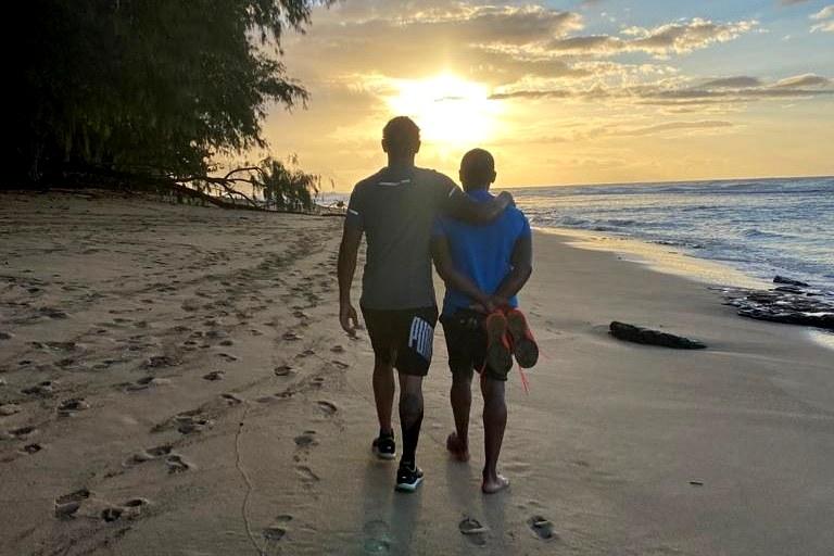 Hamilton reveals emotions of rebuilding relationship with father - F1i.com