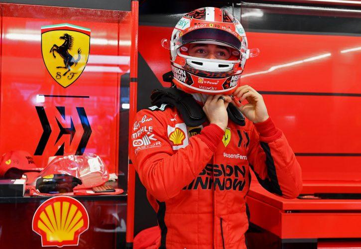 Ferrari identifies cause of Vettel's engine failure