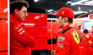 Ferrari: Team orders still an option in 'clear situation'