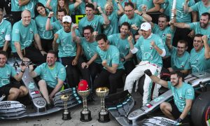 Budget cap could help drive Mercedes into other series