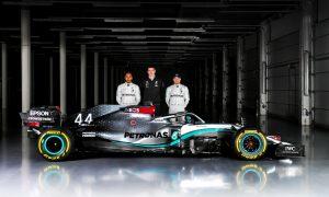 Launch Gallery: Mercedes W11 Silver Arrow