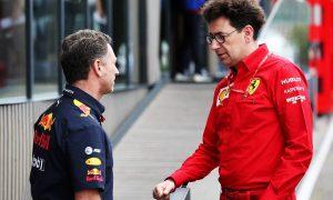 Binotto: Ferrari 'not good enough' at playing politics