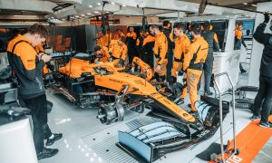 Quarantined McLaren staff test negative for COVID-19