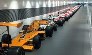 McLaren's single-file Hall of Fame