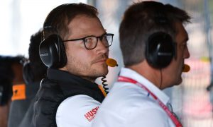Seidl: Holding on to fourth 'best McLaren can do' in 2020