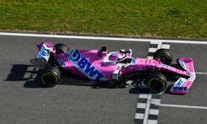 Stroll highlights improved balance of RP20 after 'solid running'