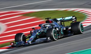 Bottas leaves rivals in the dust mid-day in Barcelona!