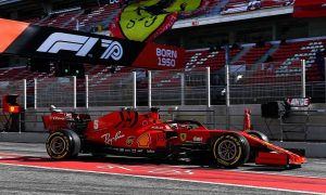 Vettel: Downforce gains have led to 'draggy' SF1000