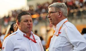 Brawn backs McLaren's break from Honda