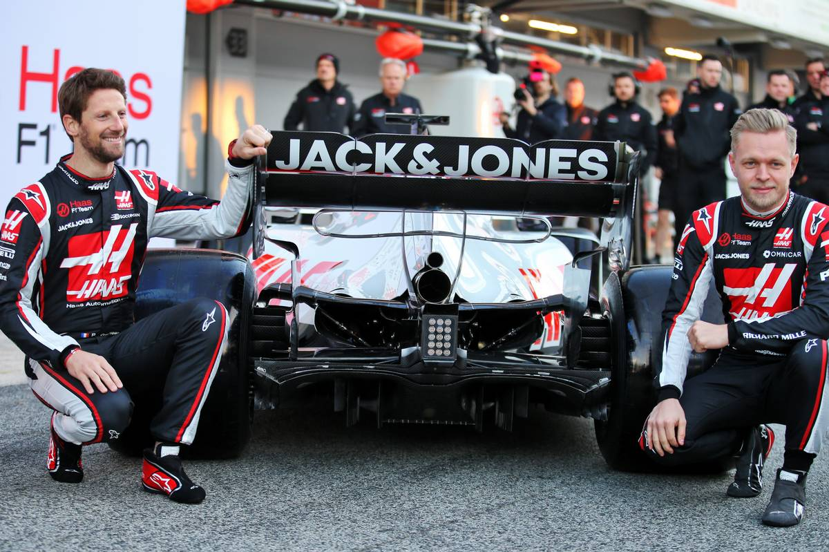 Launch Gallery Haas F1 Team S Vf 20