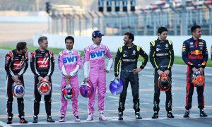Grosjean: GPDA doing its part to help F1 return to racing
