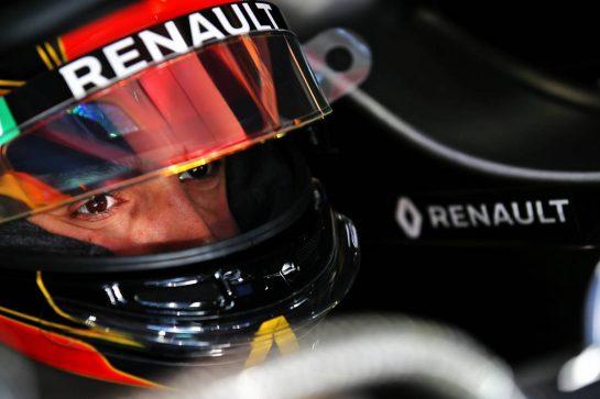 Esteban Ocon (FRA) Renault F1 Team RS20. 19.02.2020. Formula One Testing, Day One, Barcelona, Spain. Wednesday. - www.xpbimages.com, EMail: requests@xpbimages.com © Copyright: Batchelor / XPB Images