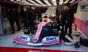 Szafnauer says Racing Point 'still on a tight budget'