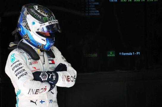 Valtteri Bottas (FIN) Mercedes AMG F1. 19.02.2020. Formula One Testing, Day One, Barcelona, Spain. Wednesday. - www.xpbimages.com, EMail: requests@xpbimages.com © Copyright: Batchelor / XPB Images