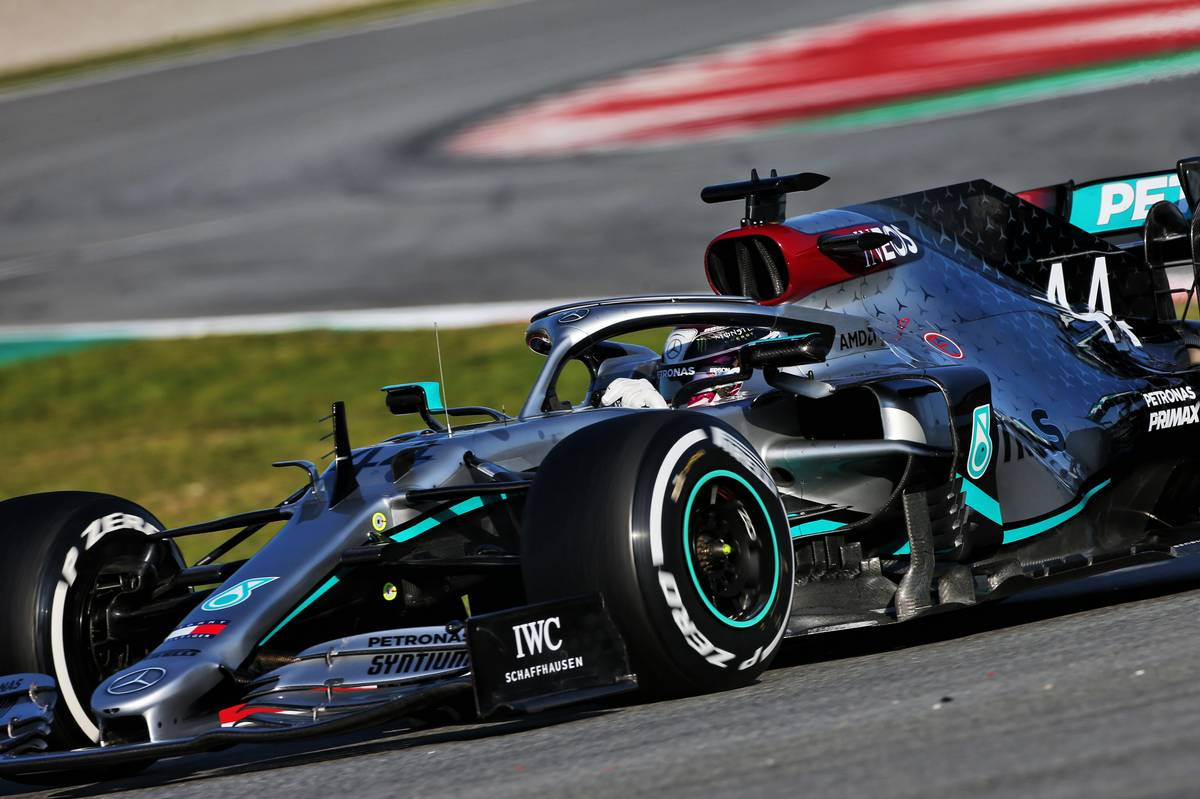 Mercedes say new vehicle  is 'a big step forward' from 2019 edition