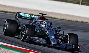 Mercedes to test at Silverstone with Hamilton and Bottas!