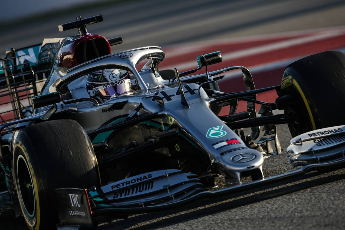 Mercedes adamant 'novel' W11 steering system is legal