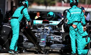 Mercedes obscured Bottas engine swap in Barcelona