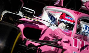 Perez gets his hopes up for 'pink Mercedes' in Melbourne